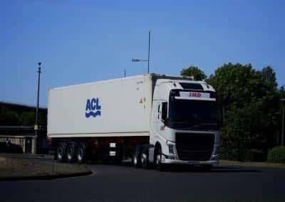 JMD Haulage Fleet of Trucks