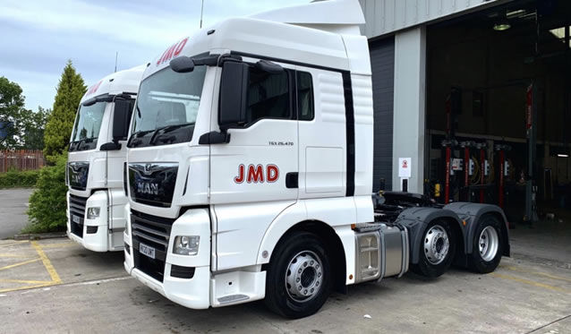 JMD Fleet Expansion