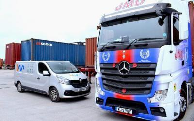 TrailerMaster Announces Partnership with JMD Haulage